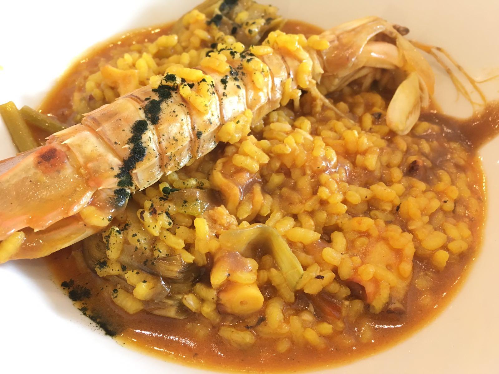 restaurante neptuno benicarlo arroz con galeras